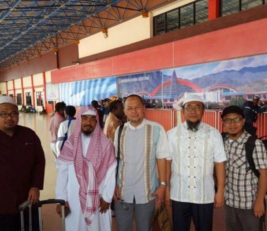 Dokumentasi Safari Dakwah PULDAPII ke Irian Jaya pada 25-29 Agustus 2015