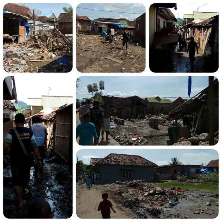 Laporan Kegiatan PULDAPII Pedul Banjir Bima 02