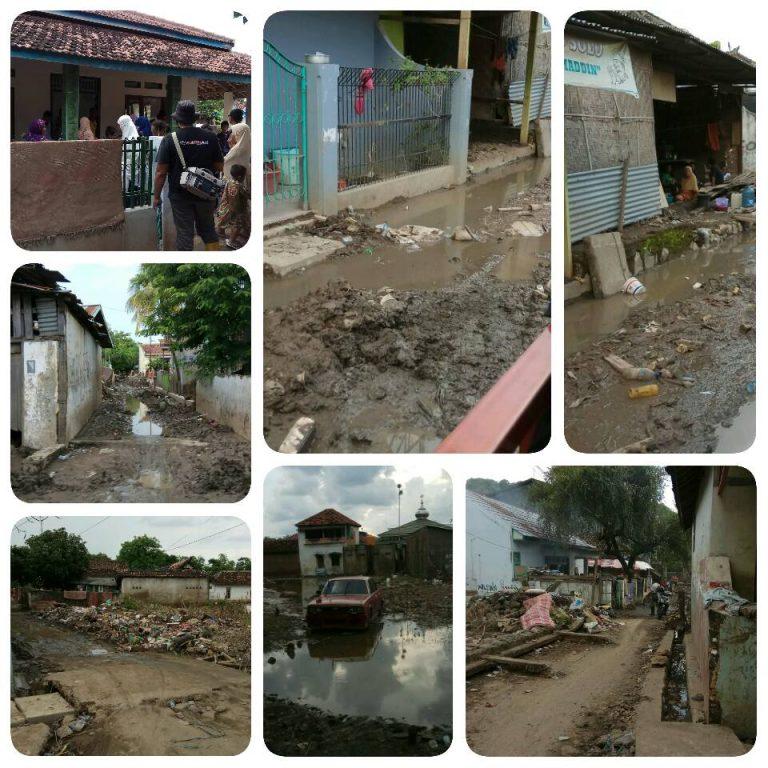 Laporan Kegiatan PULDAPII Pedul Banjir Bima 07