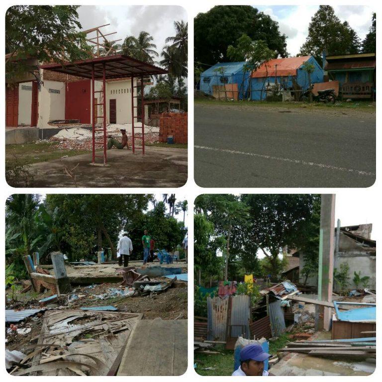 Laporan Kegiatan PULDAPII Peduli Gempa Pidie Aceh 01