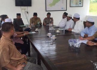Sosialisasi PULDAPII ke Pemerintahan dan MUI Lampung