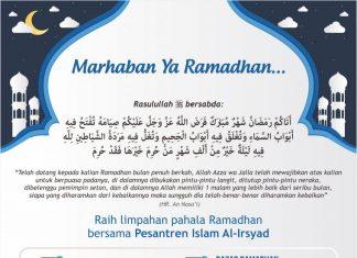 Kegiatan Ramadhan 1438 H di Pesantren Islam Al-Irsyad